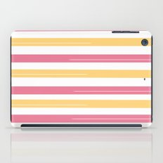 Apricots and grapefruits iPad Case
