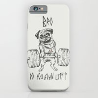 Do You Even Lift iPhone 6 Slim Case