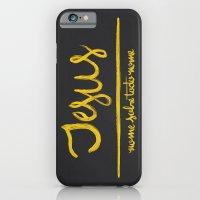 Jesus - Nome Sobre Todo … iPhone 6 Slim Case