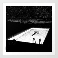 Asc 593 - Le Silence Des… Art Print