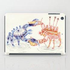 Crabby Fight iPad Case