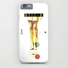 Cut The (...) | Collage iPhone 6 Slim Case