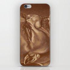 round 5...evander holyfield iPhone & iPod Skin