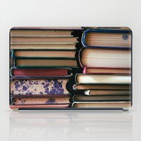vintage pages iPad Case