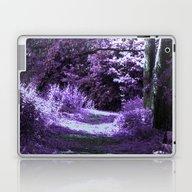 Laptop & iPad Skin featuring Enchantment Way by Lorelei Bleil