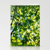 Shadows & Highlights Stationery Cards