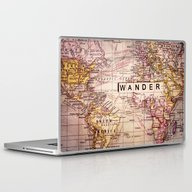 Laptop & iPad Skin featuring Wander by Sylvia Cook Photogra…