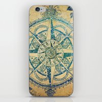 Voyager III iPhone & iPod Skin