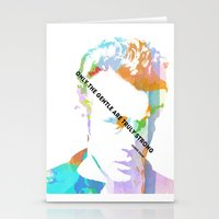 James Dean Quote Stationery Cards