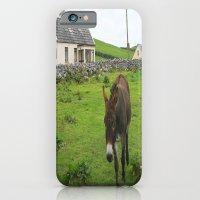 iPhone & iPod Case featuring Irish Cottage by Kim Ramage