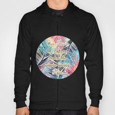 Tropical Leaves Nature G… Hoody