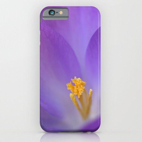 Violet iPhone & iPod Case