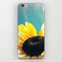 FLOWER 034 iPhone & iPod Skin
