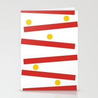 The Rise Of Kong Stationery Cards