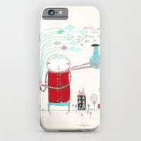 iPhone & iPod Case featuring Knock Knock Knock by Nayoun Kim