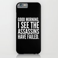 Good Morning, I See The … iPhone 6 Slim Case