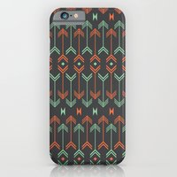 iPhone & iPod Case featuring Arrow by Priscila Peress