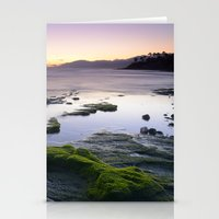 Green Coast..... Stationery Cards