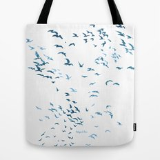 Flock Tote Bag