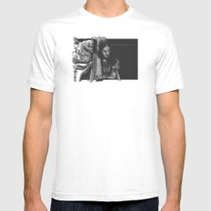 Tenderness Mens Fitted Tee White SMALL