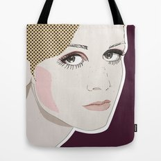Baby I'm a Star Tote Bag