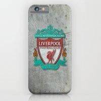 Liverpool FC iPhone 6 Slim Case