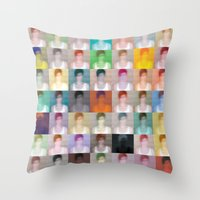 Lose it Throw Pillow