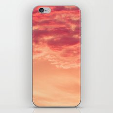 Even the sun sets in paradise iPhone & iPod Skin