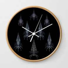 Reapers Wall Clock