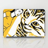 Cat and Mouse iPad Case