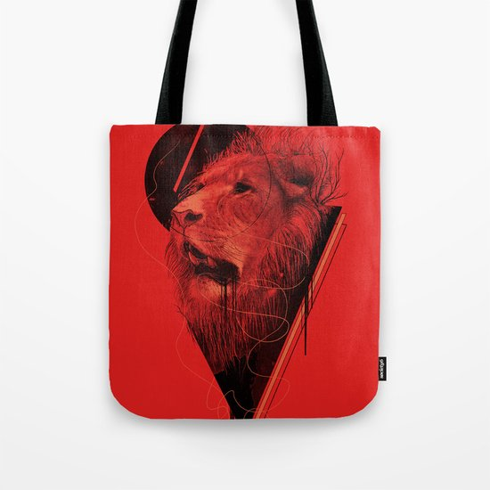 Hunger Strike Tote Bag