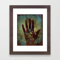 Daniel's Hand Framed Art Print