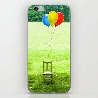 Celebrate!  Balloons iPhone & iPod Skin