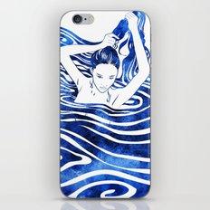 Water Nymph IV iPhone & iPod Skin