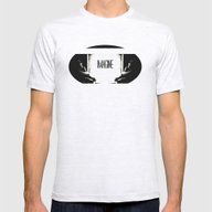 IMAGINE Mens Fitted Tee Ash Grey SMALL