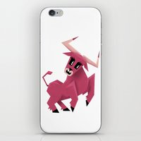 Taurus! iPhone & iPod Skin