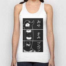 Punpun Is Just Fine Again Today. Unisex Tank Top
