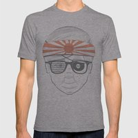 The Kid Mens Fitted Tee Athletic Grey SMALL