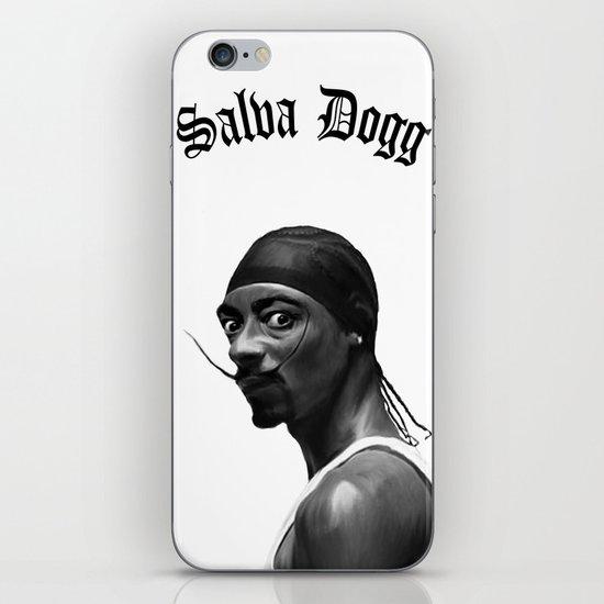 Salva Dogg iPhone & iPod Skin