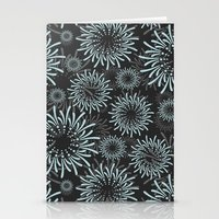 Flower Storm! Stationery Cards