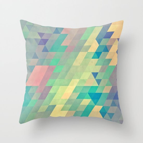 pystyl xpyss Throw Pillow