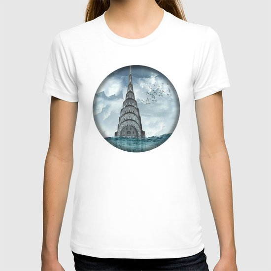 above the water line T-shirt