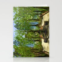 Rittenhouse Square in the Spring Stationery Cards