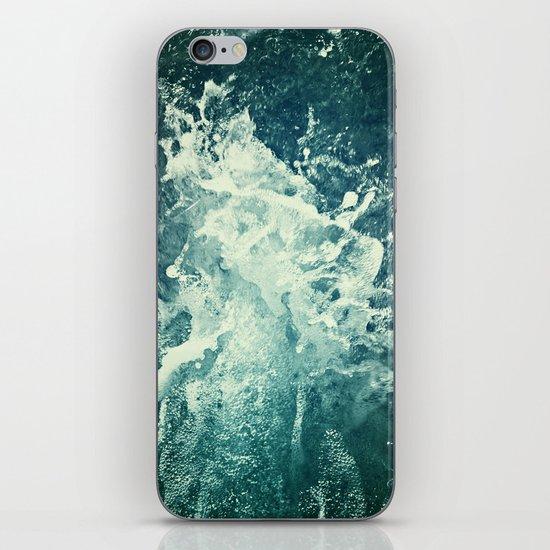 Water IV iPhone & iPod Skin