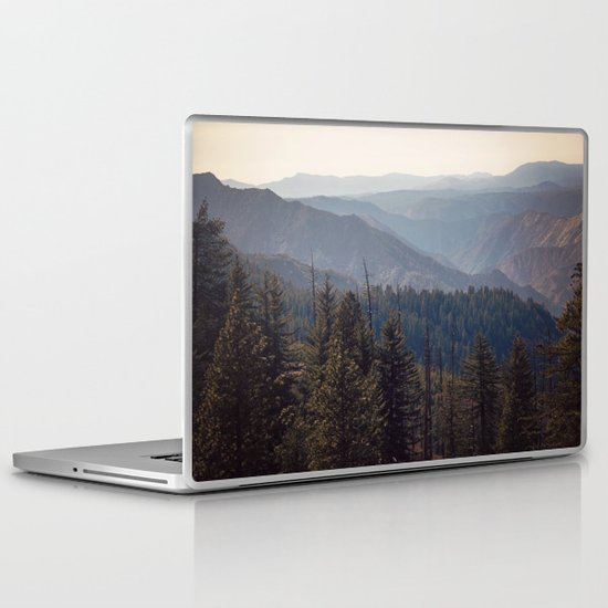 Yosemite Mountains  Laptop & iPad Skin