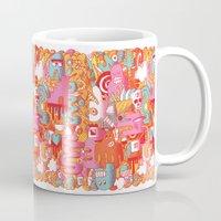 ABSTRACT 0017 Mug