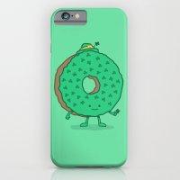 The St Patricks Day Donut iPhone 6 Slim Case