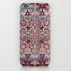 Geometry In Bloom iPhone 6 Slim Case