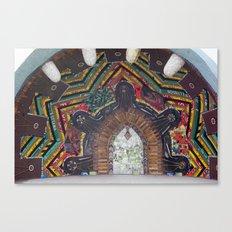 Dome Canvas Print