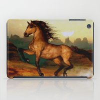 Prairie dancer iPad Case